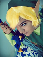 Link - Spirit Tracks by Lya-Yuki