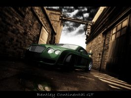 V.T - Bentley Continental GT by Shaggy87