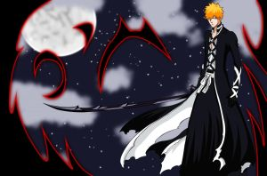 New bankai by X-Ray99