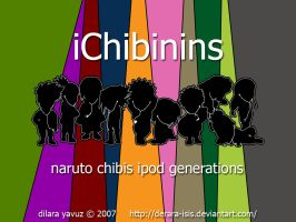 iChibinins Wallpaper by derara-isis