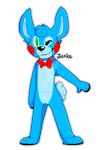 Toy Bonnie (Shaded) by Toxic-Justice