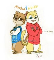 My Chipmunks by Innocent-raiN
