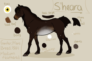 S'heara Reference by Sharkic-ii
