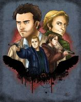 Team Free Will by mallettepagan0