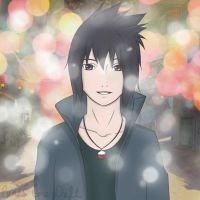 :: Sasuke :: Road to Ninja by PunksGoneDaft