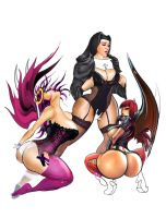 Naughty by Nature Girls by NeoGzus