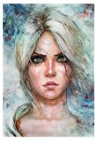Ciri by BlackAssassiN999
