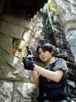 Carlos Oliveira -Resident Evil 3 Nemesis- by Enfield9346