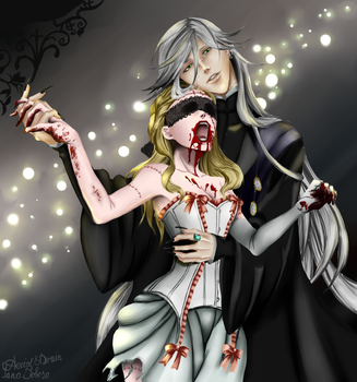 Dancing With the Dead by Aerial-and-Brain