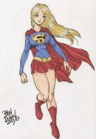 Supergirl commission by Dogsupreme