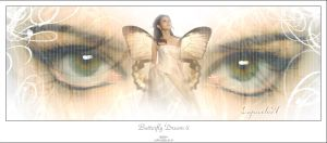 Butterfly Dream II by kinyip