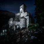 Moonlight Castle by wulfman65