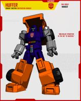 MINIBOT HUFFER by F-for-feasant-design