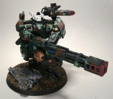 XV88 with Heavy rail rifle by Elmo9141