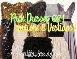 Pack Dresses O2 by AboutFlawless