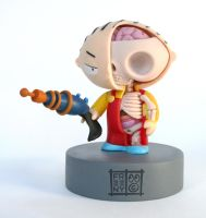 Stewie Anatomical Sculpt by freeny