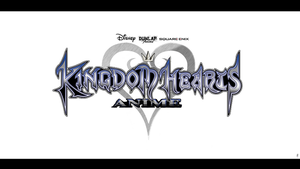 Kingdom Hearts: Anime Official Logo+ Update by ADULTIMATE