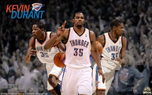 Kevin Durant Wallpaper by lisong24kobe