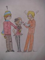 Just a Regular South Park Day by LittleMnM