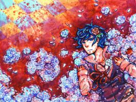 Prologue: Blood and Roses by Ark-san