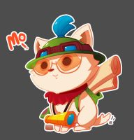 MAMOO TEEMO by LataeDelan