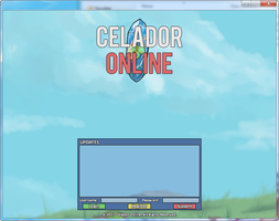 Celador Online: Login Menu by Revangale