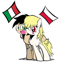 Poland and Italy! by labba94