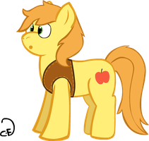Braeburn was born from tablet by Cogs-Fixmore