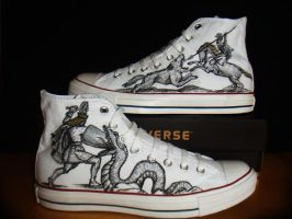 Norse Converse by JamesSchay