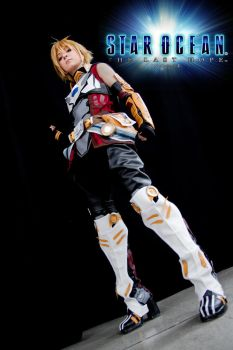 Star Ocean - Edge Maverick by Firiless