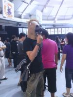 Neighing Comical Horse at cosfest day2 by NCH85