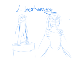 DollHouseCrossover WIP Livestream(OFF) by Dark-Momento-Mori