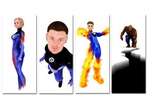 Fantastic Four by NeoTen