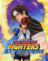 KOF Battle Dome Cover 1 by BlueWolfRanger95