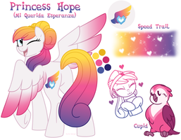 NGR Reference-Princess Hope by Faith-Wolff