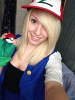 Ash ketchum cosplay by xxmusicluvxx