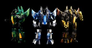 All 3 FOC Rainmakers by CascadiaSci