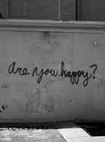 are you happy? by GodsGirl33