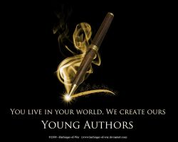 Young Authors by Harbinger-of-War