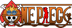 One Piece Logo (Ace) by mcmgcls