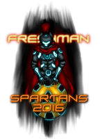 Spartans T-shirt contest by DoppleGangsterStudio