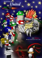 Sonic and Mario: United by Cloba94