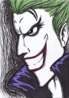 JOKER by GG-lover