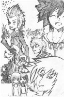 Kingdom Hearts. Smile. by x-CRasssHnBuRN
