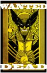 Wolverine WANTED by rantz