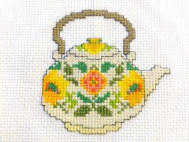 Teapot by Devi-Tiger