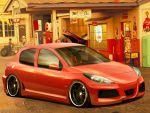 Pug 207 by ftuning