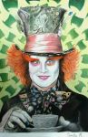 Mad Hatter by mila-chaan
