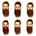 Beard by Caen-N