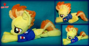 My Little Pony - Spitfire by Lavim